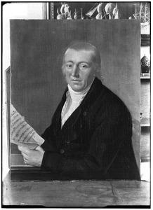 Portret van Franciscus Dominicus Andreas Bauduin (1785-1846)