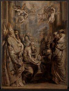 Het dispuut der kerkvaders over het Heilig Sacrament