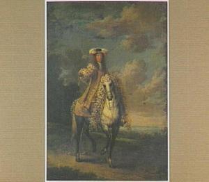 Portret van een man, waarschijnlijk don Luis Francisco de la Cerda Aragón, 9de hertog van Medinaceli (1660-1711)