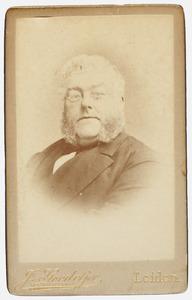 Portret van Pieter van Outeren (1821-1872)