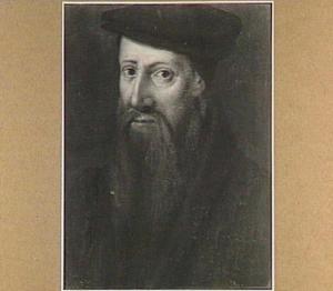 Portret van Theodorus Beza (1519-1605)
