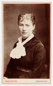 Portret van Anna Josephine Moreaux (1852-1932)