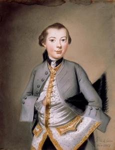 Portret van Jacob Godefroy van Boetzelaer ( -1768)