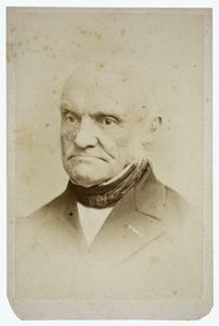 Portret van Christiaan Bernhard Tilanus (1796-1883)
