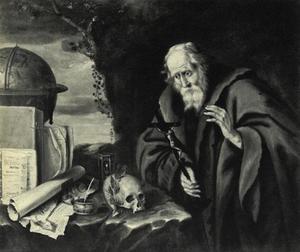 Heremiet en Vanitasstilleven