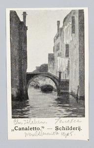 Canaletto, Venetië