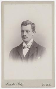 Portret van Gerard Gilles van Buttingha Wichers (1879- )