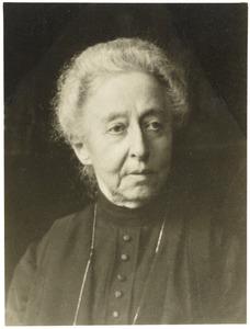 Portret van Catharina Christina Antoinetta Conrad (1855- )