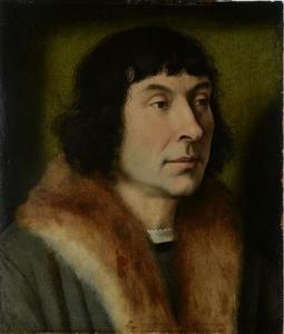 Portret van Petrus Aegidius (Peter Gilles)  (1486-1533)
