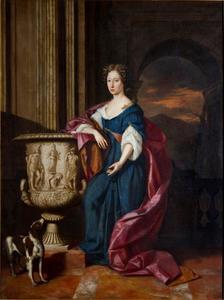 Portret van Emilia Balfour (1640-1682/83 of 1702), Countess of Moray