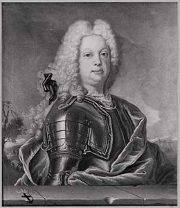 Portret van Ludwig Roeleman van Bylandt (1678-1729)