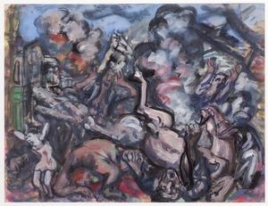 Bombardement op Rotterdam 10 mei 1940