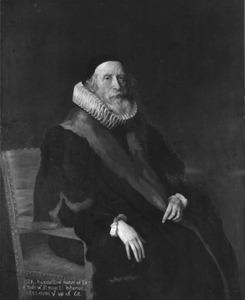 Portret van Sir Rowland Wandesford (?-?)