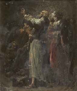 Genezing door een apostel van een kreupele man