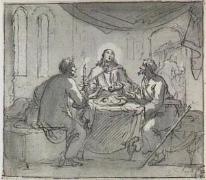 De Emmaüsgangers (Lucas 24:13-35)