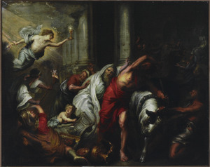 Triomf van de Eucharistie over de ketterij en de heidenen