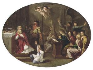 Het martyrium van de H. Stanislaus van Krakau
