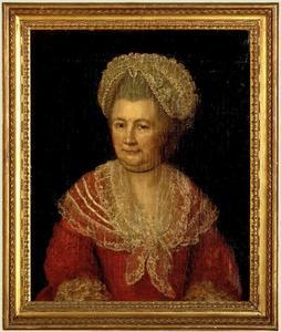 Portret van Cornelia Jacoba Wolters (1726-1795)