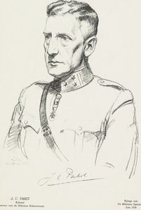 Portret van Jean Charles Pabst (1879-1958)
