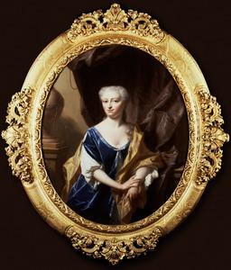 Portret van Sophia Vlaerdingerwout (1698- )