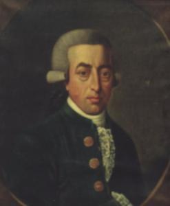 Portret van Cornelis van Scheltinga (1743-1812)