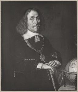 Portret van Witte Cornelisz. de With (1599-1658)