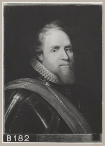 Portret van Maurits van Oranje-Nassau (1567-1625)