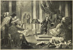 Christus en de schriftgeleerden (Lucas 2:41-52)