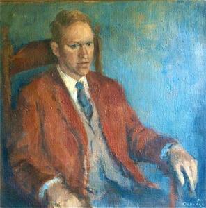 Portret van Gerard Willem Charles Lemmens