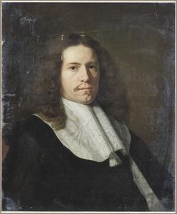Portret van een man, mogelijk Joannes Wijbrants