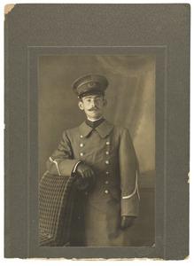 Portret van Sebastiaan Cornelis Herman Nederburgh (1896-1969)