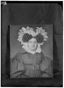 Portret van Frederica Louise Wilhelmina von Heiden Reinestein (1774-1848)
