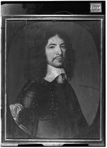 Portret van Jacob van Spaen (1615-1655)