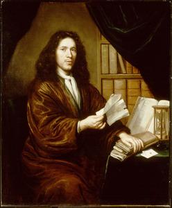 Portret van Pieter Duvelaar (1647 -1703)