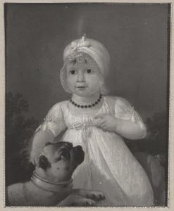 Portret van Susanna Catharina Noël Simons (1803-1856)