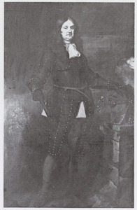 Portret van Robert Honywood (1636-....)
