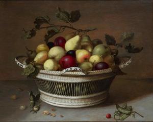 Vruchten in een mand