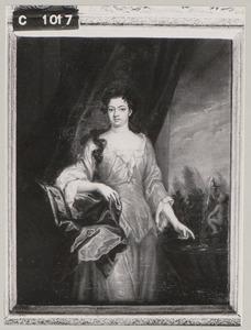 Portret van Anna Stuart (1665-1714)