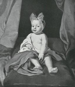 Portret van Amalia Luise Wilhelmine, Gräfin zur Lippe (1701-1751)