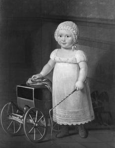 Portret van Jacobus de Neufville (1817-1884)