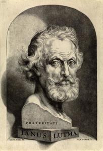 Portret van Johannes Lutma I (1584-1669)
