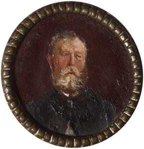 Portret van Jean Louis Joseph Borguet (1822-1896)