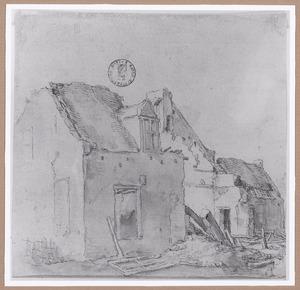 Vervallen huizen