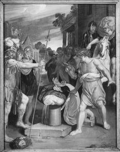 Het martyrium van de H. Paulus