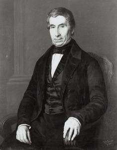 Portret van T.J. Brands (1788-1868)