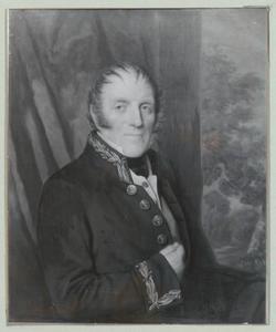 Portret van Gijsbert Carel Duco van Hardenbroek (1769-1851)