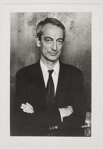 Portret van Hans Locher