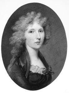 Portret van Louisa Reiniera van Tuyll van Serooskerken (1769-1803)
