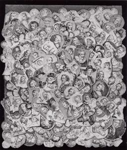 Peter Paul Rubens met 174 Nederlandse kunstenaars