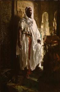 De Moorse hoofdman